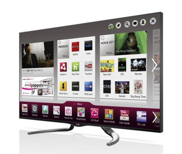 LG will launch two new Google TVs in 2013 GA7900 and the GA6400