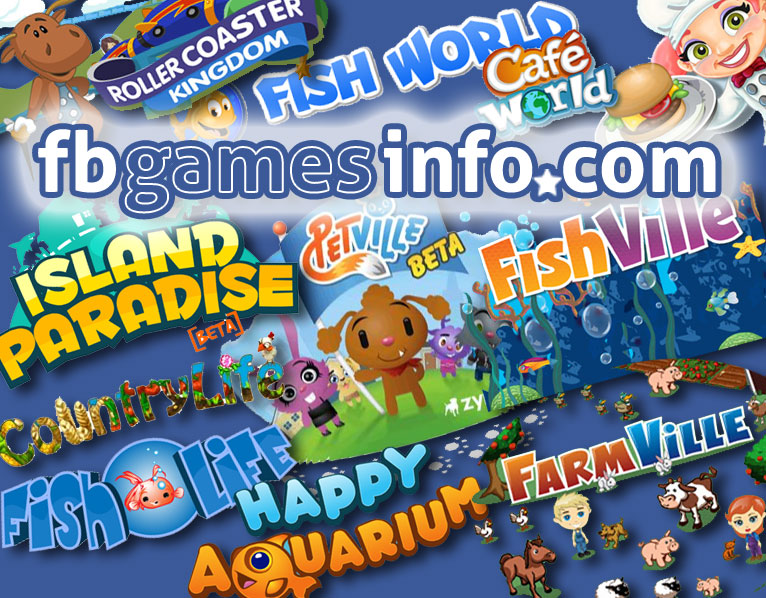 Top Facebook Games 2013